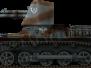 Panzerjager IB Kamuflázs