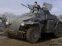 SdKfz 221 Kamuflázs