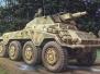 SdKfz 234 Kamuflázs