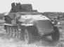 SdKfz 251 Háborús