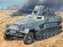 SdKfz 251 Kamuflázs