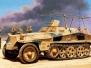 SdKfz 250 Kamuflázs