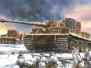 Tiger I Kamuflázs